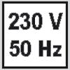 icon-230V-50Hz